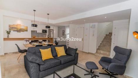 3 bedroom Penthouse for rent in Nueva Andalucía