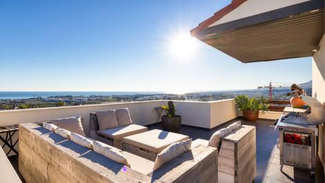 3 bedroom Penthouse for rent in Estepona