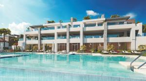 4 bedroom Penthouse for sale in Cabopino