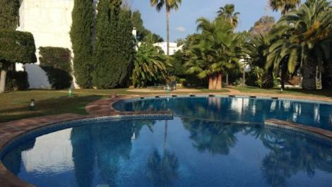 5 bedroom Semi Detached for rent in Guadalmina Baja