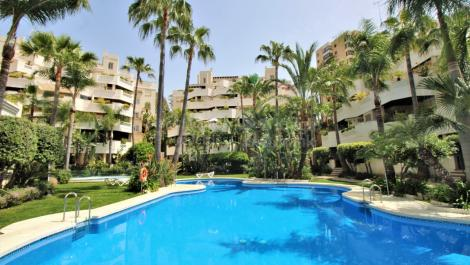 3 bedroom Apartment for rent in Nueva Andalucía