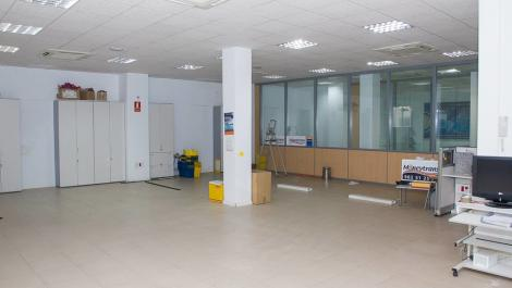 Commercial for rent in Malaga Centro