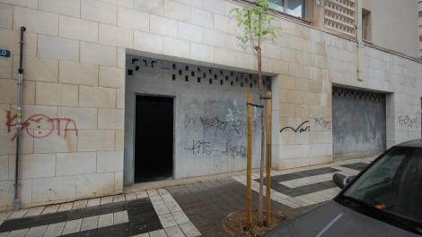 Commercial for rent in Teatinos-Universidad